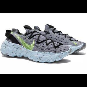 Nike Space Hippie 04 CD3476-001 Grey Volt Unisex